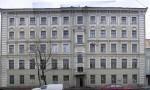 Фасад с улицы до перепланировки