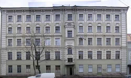 Фасад с улицы после перепланировки